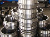 加强型带润滑油槽钢制组合保持架圆柱滚子轴承
